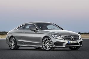 Mercedes Clase C Coupe 2018