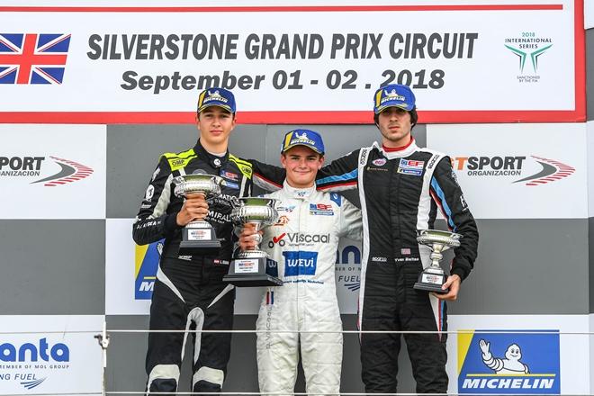 podio 1 fla open silverstone