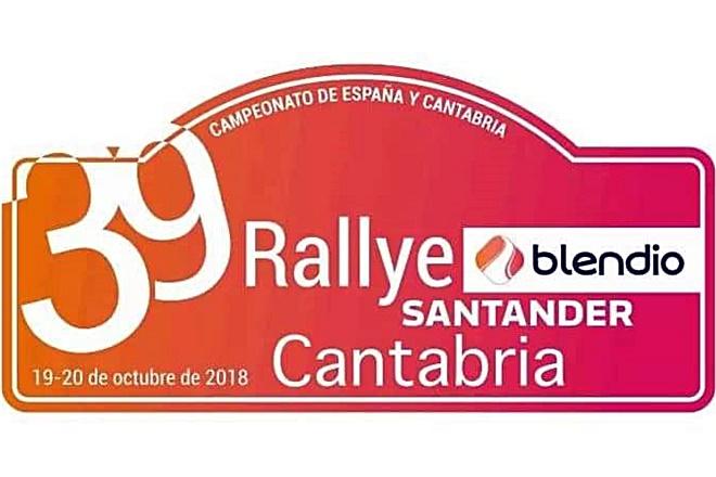 rallye cantabria 2018 cartel