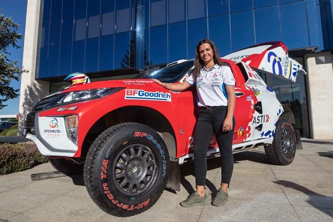 Cristina Gutierrez Dakar 2019 0301