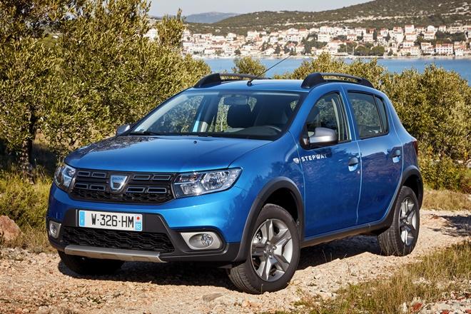 Dacia Sandero Stepway 2017 ficha