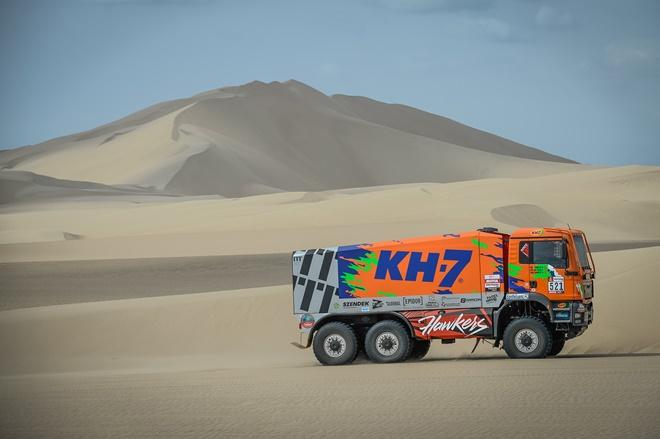 Dakar19 KH7Epsion Team juvanteny 0901