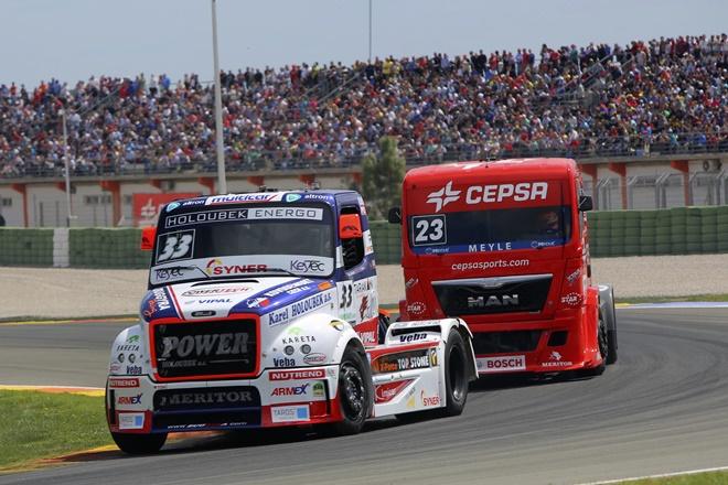camiones en cheste camionGP 3101