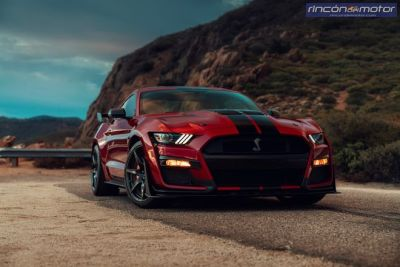Ford Mustang Shelby GT500 2020, fotos generales