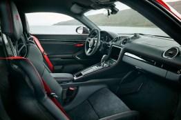porsche 718 T cayman 2019 interior 0201