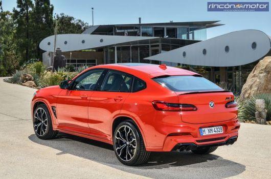 BMW X4M 2019