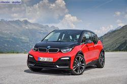 BMW i3 2017, avance de fotografías