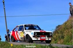 Ferreiro y Anido logran su cuarta victoria en el Rallye Solo Escort 2019