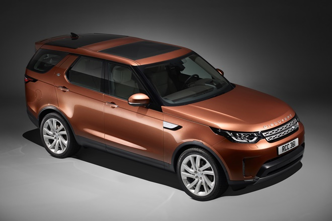 land rover discovery 2017 ficha