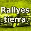 Anuncios de coches de rallyes de tierra