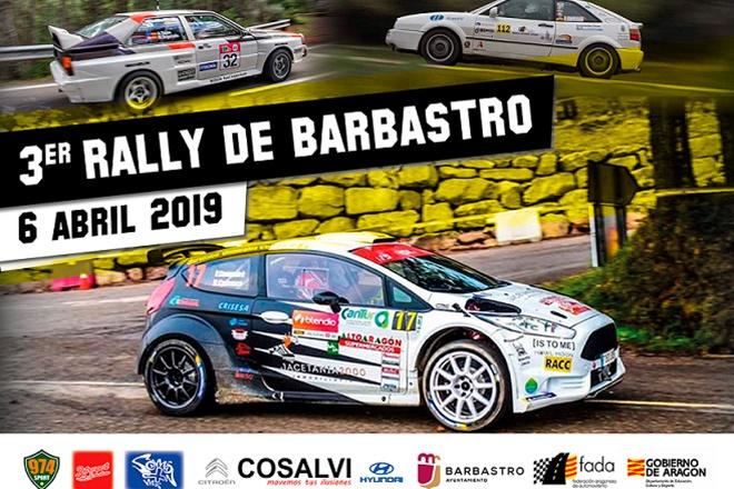rallye barbastro 2019 cartela