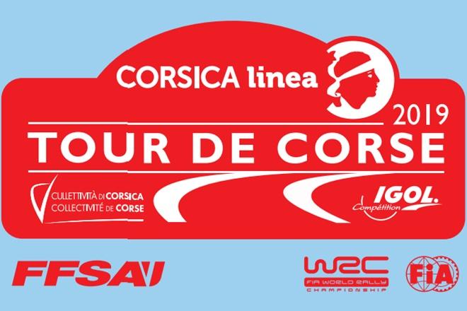 rallye tour de corse 2019 placa
