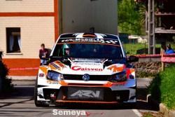 Alberto Ordoñez e Ignacio García se estrenan en el 1er Rallysprint Llanera