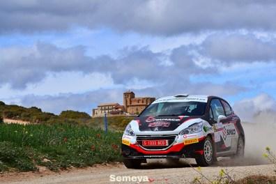 CERT Rallye Navarra Pelaez