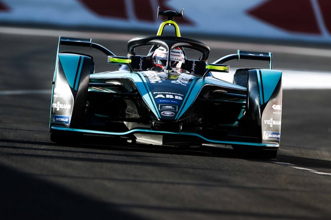 Panasonic Jaguar Racing formua e