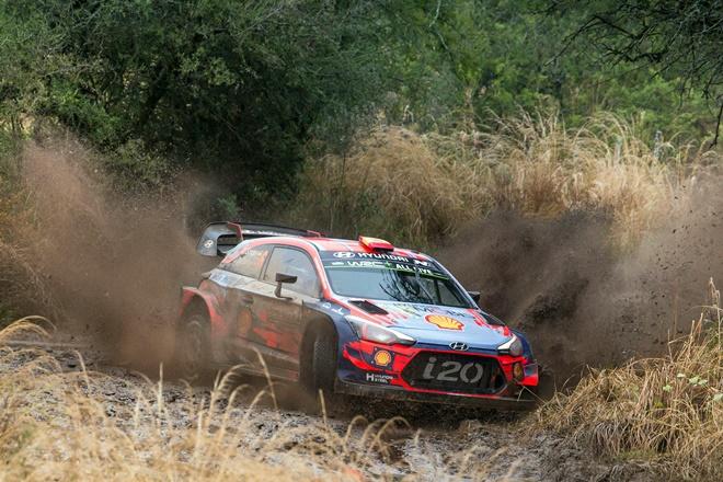 WRC argentina sordo hyundai i20 etapa 1-2