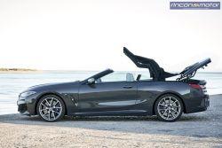 BMW Serie 8 Cabrio, fotografías generales