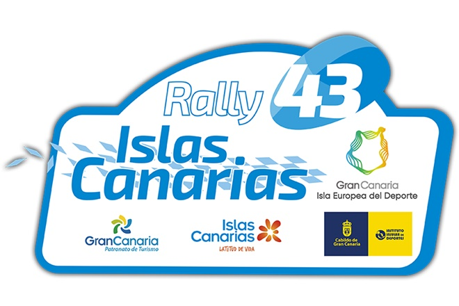 rallye islas canarias 2019 placa