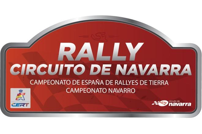 rallye tierra navarra 2019 placa