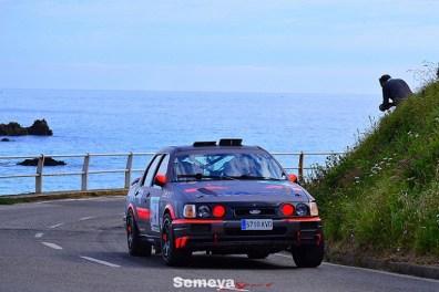 04 Daniel Alonso primero del CERVH en el Rallye de Asturias Histórico 2019