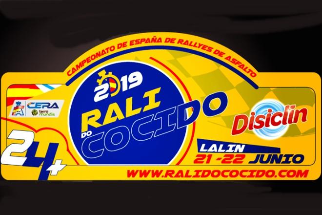 Rallye do cocido 2019 placa