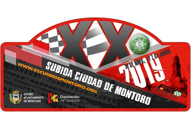 Sb Montoro 2019 placa