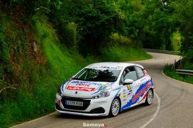 03 Alejandro Cachón ganaba el VolanFAPA Rallye Picos de Europa 2019