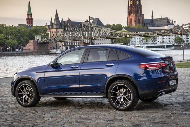 mercedes glc coupe 2019 ficha