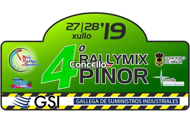 rallye pinor 2019