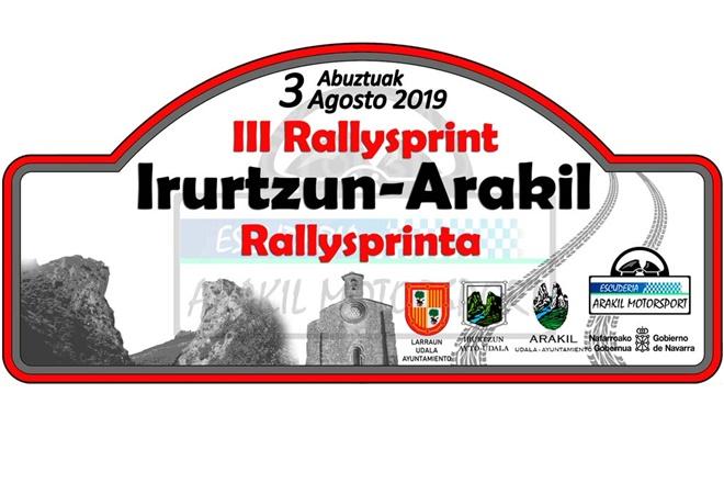 rs irurtzun 2019 placa