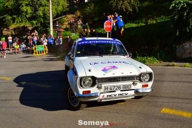 06 Diego Estevez por fin lograba l victoria en la Copa Propulsión en el Rallysprint Carbayín 2019