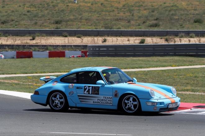 Merce Marti Porsche 964 classic series