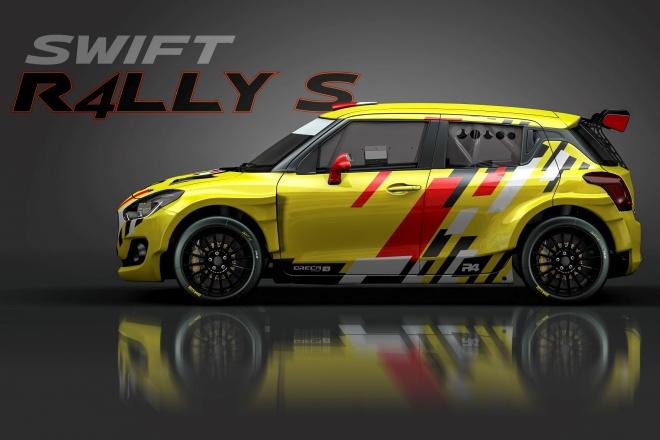 Suzuki Swift R4lly S