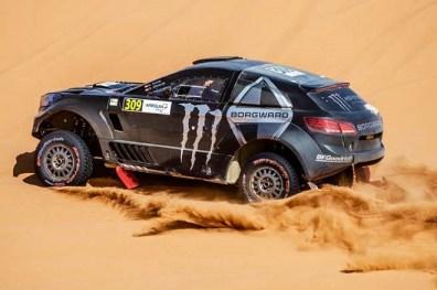 Rallye Marruecos roma Borgward