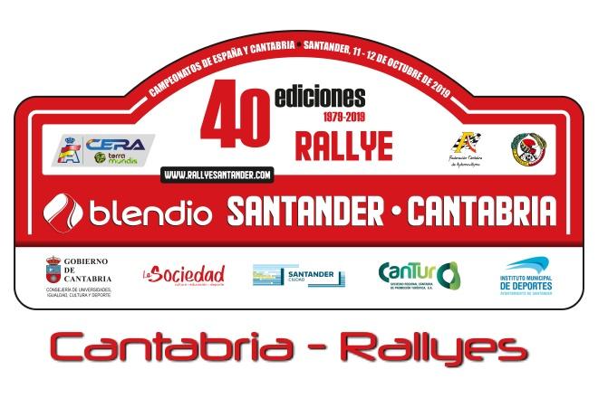 rallye cantabria 2019 placa