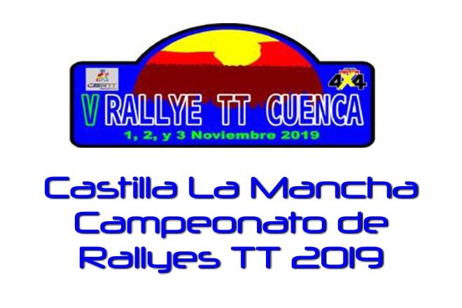 rallye tt cuenca 2019 placa