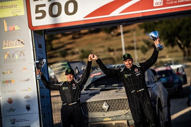 roma borgward podio rallye portalegre