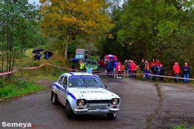 06 Diego Estevez volvía a ganar la Copa Propulsión - Rallye La Felguera 2019