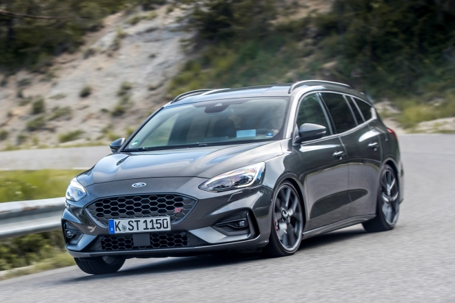 ford focus sw st 2019