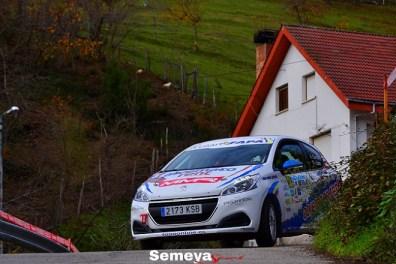 05 A Garcia ganaba el volan FAPA y A Cachon se hacia con el Volan XXXI Rallye Cangas de Narcea