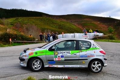 06 Alberto diaz primero del Desafio ECo Modular XXXI Rallye Cangas de Narcea