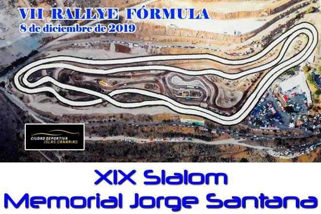 slalom jorge santana y rallye formula 2019