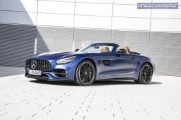 Mercedes AMG GT C Roadster 2019-09