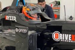 van Berlo drivex Dallara 320