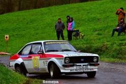 La maestría de Ordiales pudo con la espectacularidad de Kelly en el 12 Rallye Solo Escort MKI MKII