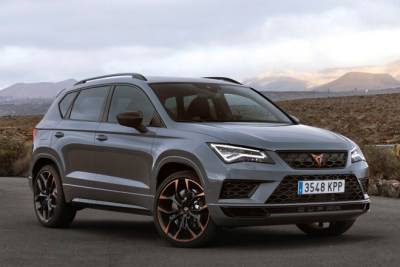 seat ateca limited 2019