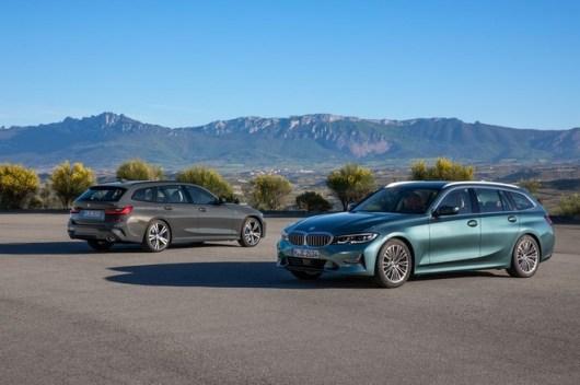 BMW Serie 3 Touring 2019-04