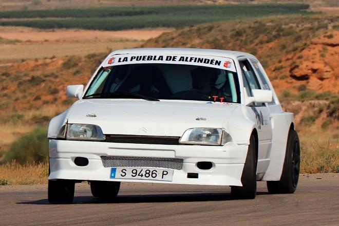 Carmelo Callen slalom aragon 2020