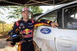 Jan Solán en las 4 últimas pruebas del mundial con apoyo de Ford España