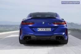 BMW M8 Coupe 2019